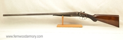 Frederick Williams 12 Gauge Shotgun England 1925