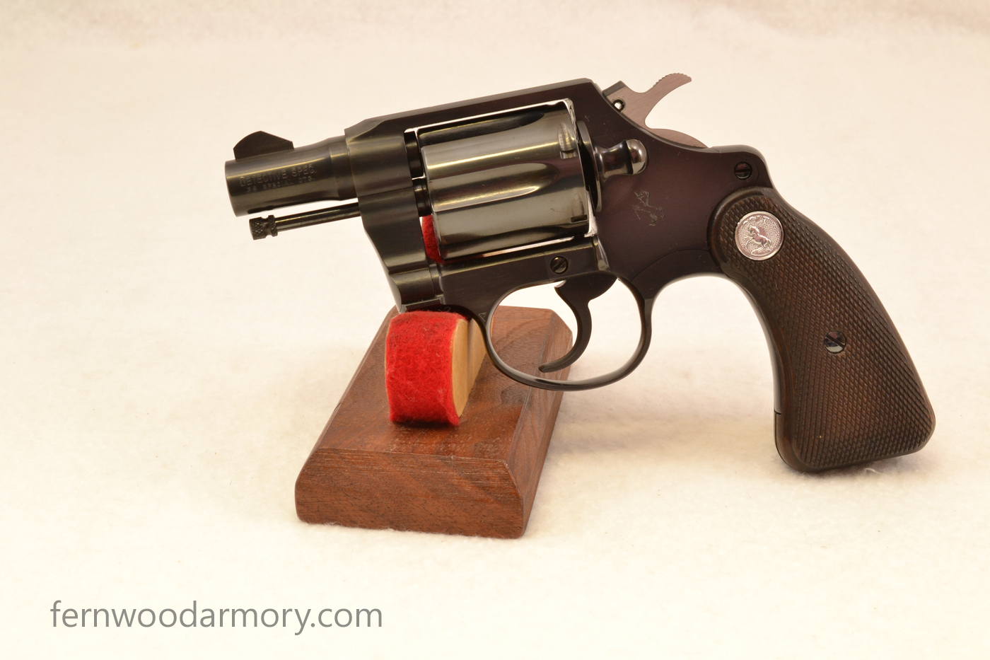 Colt Detective Special .38 Made in 1967