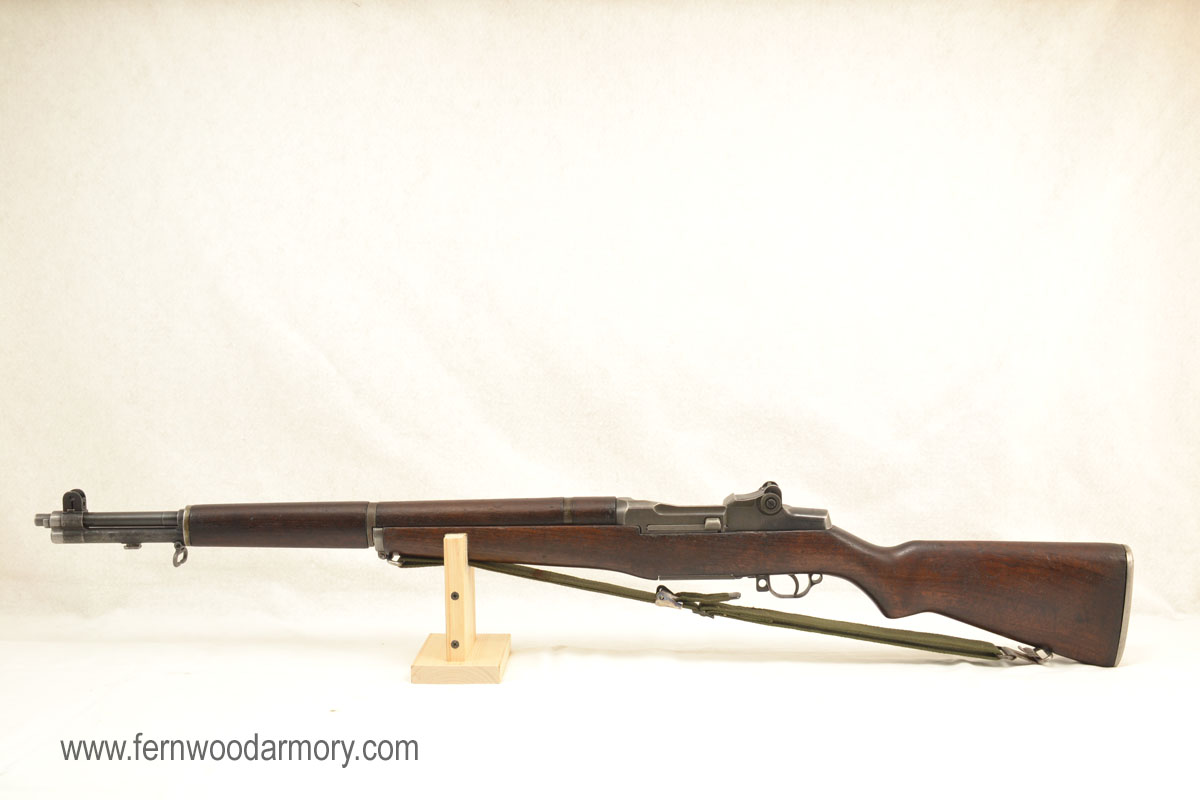 Winchester M1 Garand with VAR Barrel