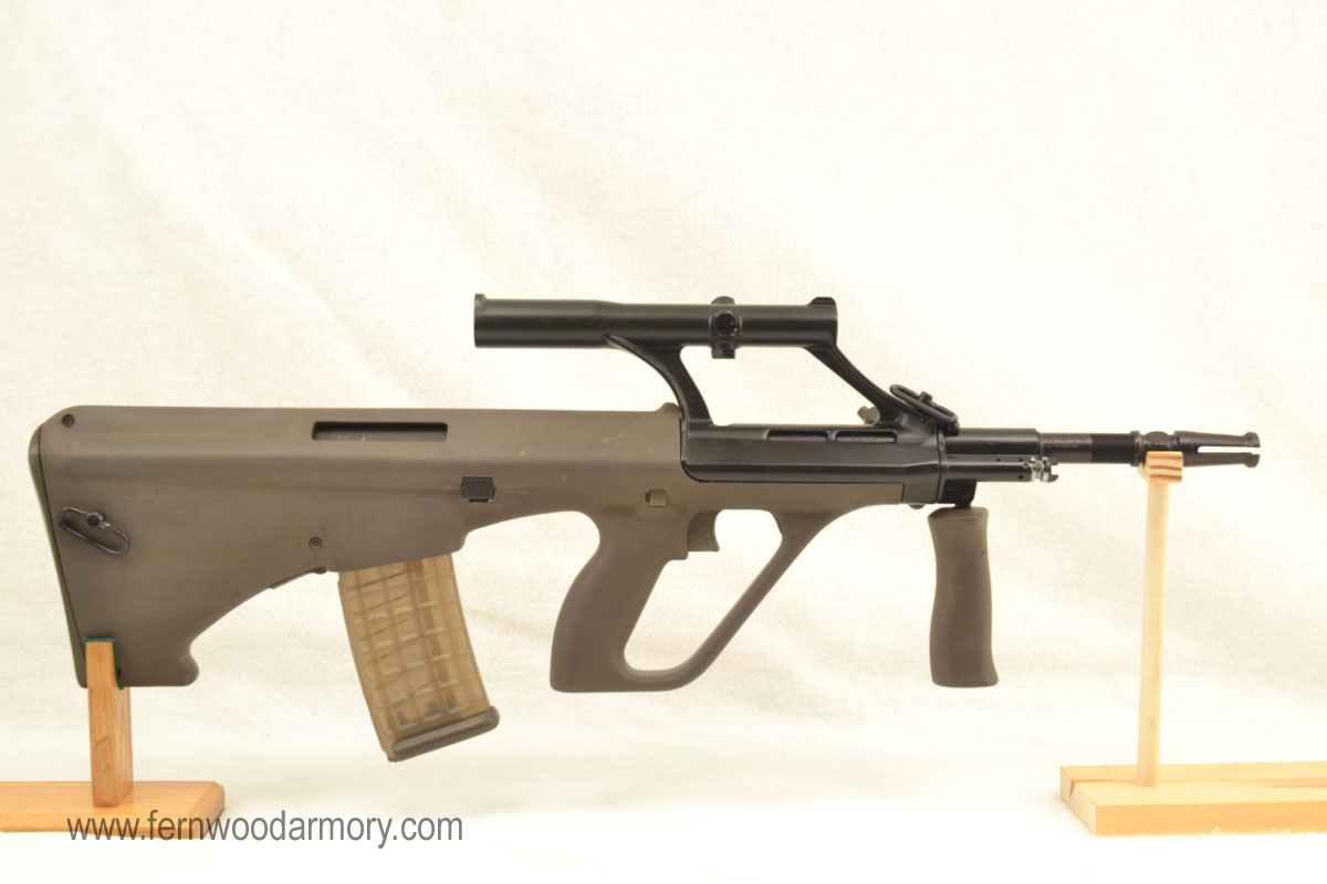 Steyr AUG Bullpup with Scope