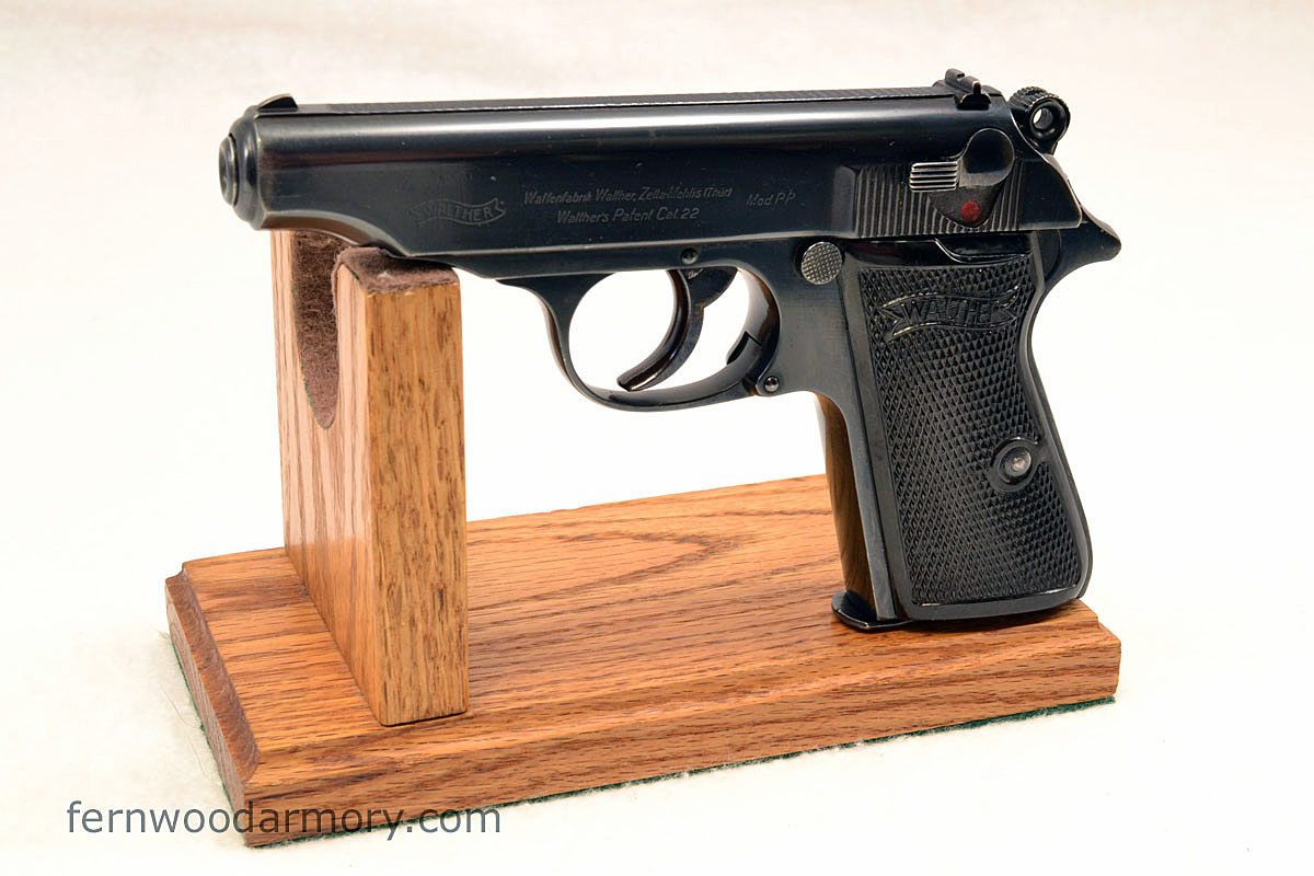 Walther Model PP .22LR German WWII