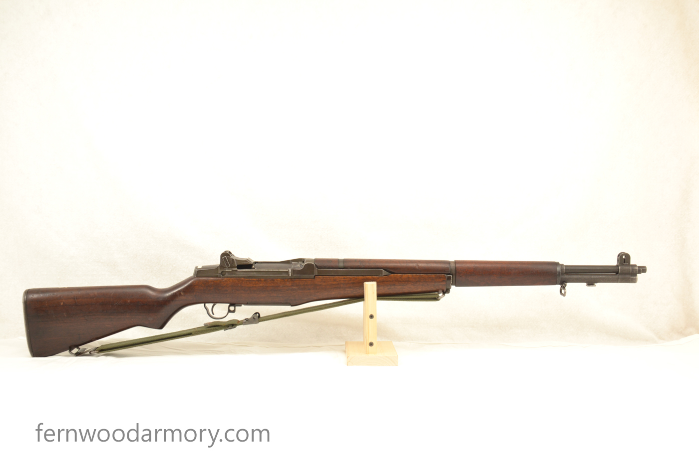 World War Two Issue Springfield Armory M1 Garand