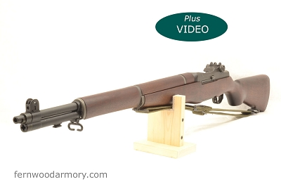Springfield Armory M1 Garand with 1951 Barrel