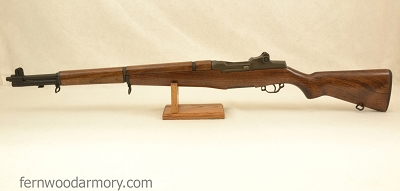 Springfield Armory M1 Garand WW2 with 1951 Barrel
