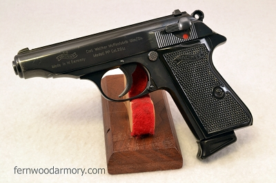 Walther Model PP .22LR Made in West Germany