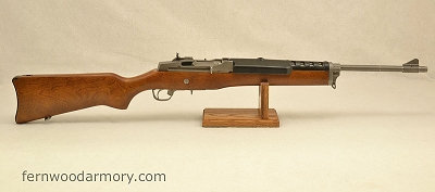 Ruger Mini-14 Stainless Ranch Rifle .223 1989