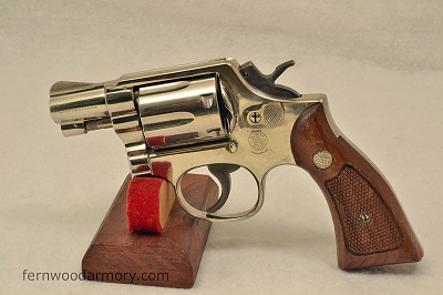 Smith & Wesson Model 12 Airweight .38 Special