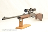 Remington Model 7400 .308 with 3-9 x 40 Scope