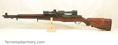 Springfield Armory M1D Garand Tooele 1968