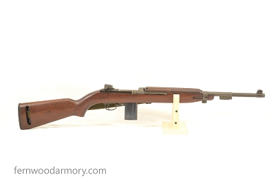 Inland Division General Motors US M1 .30 Carbine WW2