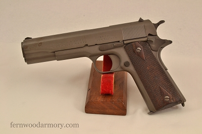 Colt M1911 US WW1 Production