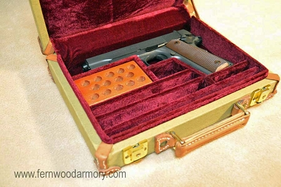 1911A1 Pistol Carry Case