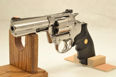 Colt King Cobra .357 Magnum Bright Stainless