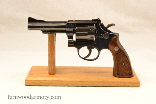 Smith & Wesson Model 15 Made in 1971