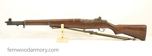 HRA M1 Garand with LMR Barrel