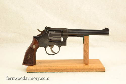 Smith & Wesson K-22 Revolver Made in 1950